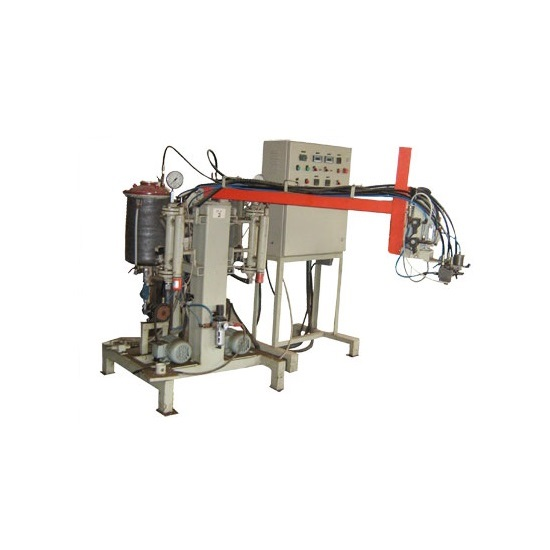 polyurethane mixing dispensing equipment